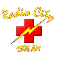 Logo of radio station Radio City 1386AM