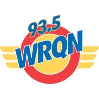 Logo of radio station 93.5 WRQN
