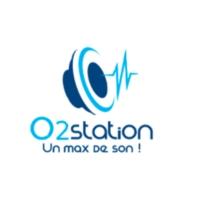 Logo of radio station O2 STATiON