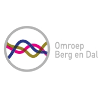 Logo of radio station Omroep Berg en Dal