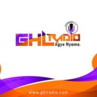 Logo of radio station GHLRADIO