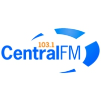 Logo de la radio 103.1 Central FM