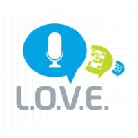 Logo de la radio L.O.V.E. Radio
