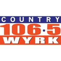 Logo de la radio WYRK Country 106.5