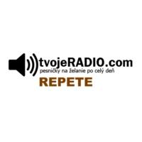 Logo de la radio tvojeRADIO.com Repete