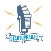 Logo of radio station Startuprad.io