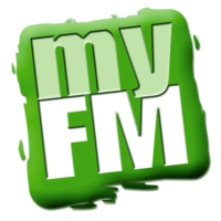 Logo of radio station CJGM-FM 99.9 MyFM