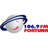 Logo de la radio რადიო ფორტუნა FM 106.9