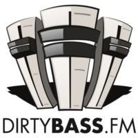 Logo of radio station DirtyBassFM
