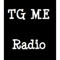 Logo of radio station Tg radio