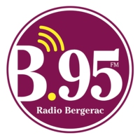 Logo of radio station Bergerac 95