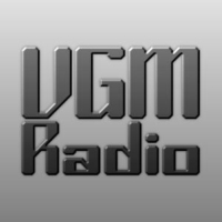 Logo of radio station VGM Radio