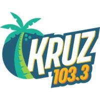 Logo of radio station KRUZ 103.3