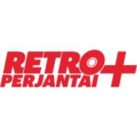 Logo of radio station Retroperjantai+