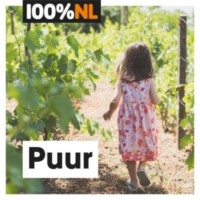 Logo of radio station 100% NL - Puur