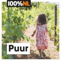 Logo de la radio 100% NL - Puur