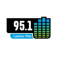 Logo de la radio KMYO Latino Mix 95.1