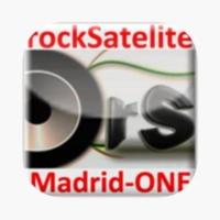 Logo de la radio rockSatelite-MadridONE