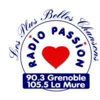 Logo of radio station Radio Passion
