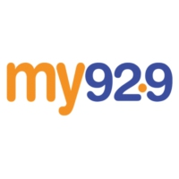 Logo of radio station KMIY My 92.9