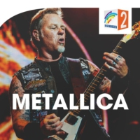 Logo of radio station REGENBOGEN 2 - METALLICA