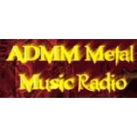 Logo of radio station ADMM Metal Music Radio