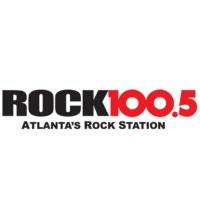 Logo de la radio WNNX Rock 100.5