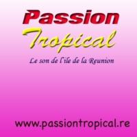 Logo of radio station Passion Tropical