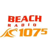 Logo of radio station CJIB-FM 107.5 Beach Radio