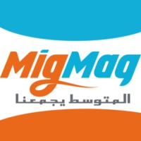 Logo of radio station MiGMaG RADIO