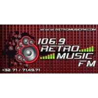 Logo de la radio Retro Music FM 106.9