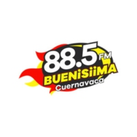 Logo of radio station XHCM Buenísima 88.5 FM