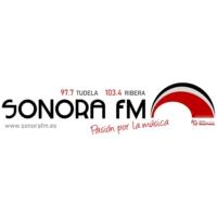 Logo of radio station Sonora FM