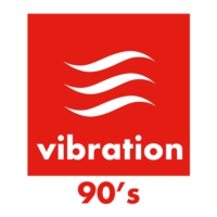 Logo of radio station Vibration 90s