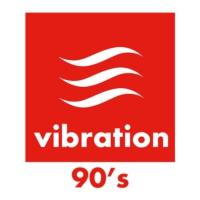 Logo de la radio Vibration 90s
