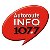 Logo of radio station Autoroute INFO Sud