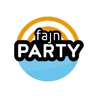Logo of radio station Fajn Rádio - Fajn Párty