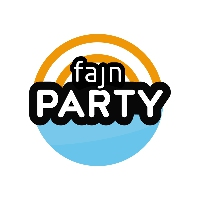 Logo of radio station Fajn Rádio - Fajn Párty