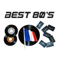 Logo de la radio Best80France