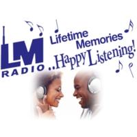 Logo of radio station LM Radio