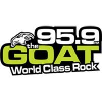 Logo de la radio CIVH-FM 95.9 The GOAT