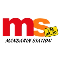 Logo of radio station Mandarin Station 98.3 FM