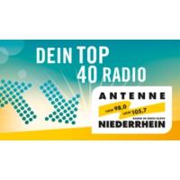 Logo de la radio Antenne Niederrhein - Top 40 Radio