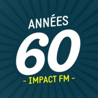 Logo of radio station Impact FM - Années 60
