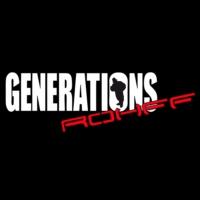 Logo de la radio Generations - Rohff