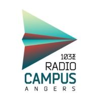 Logo de la radio Radio Campus Angers 103 FM