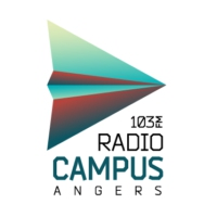 Logo of radio station Radio Campus Angers 103 FM
