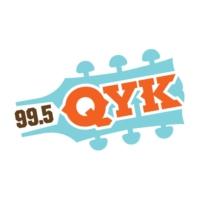 Logo de la radio WQYK 99.5 QYK
