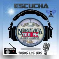 Logo de la radio Nueva vida ixmujil tacana