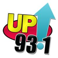 Logo de la radio CIHI-FM UP! 93.1